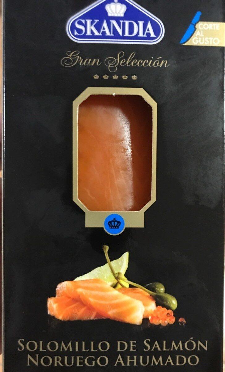 Solomillo de salmon - Producto