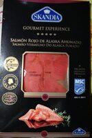 Salmón rojo de Alaska ahumado - Producte