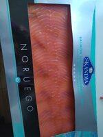 Salmón noruego ahumado - Ingredienti - es