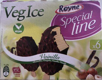 Special line veg ice vainilla - Produkt - es