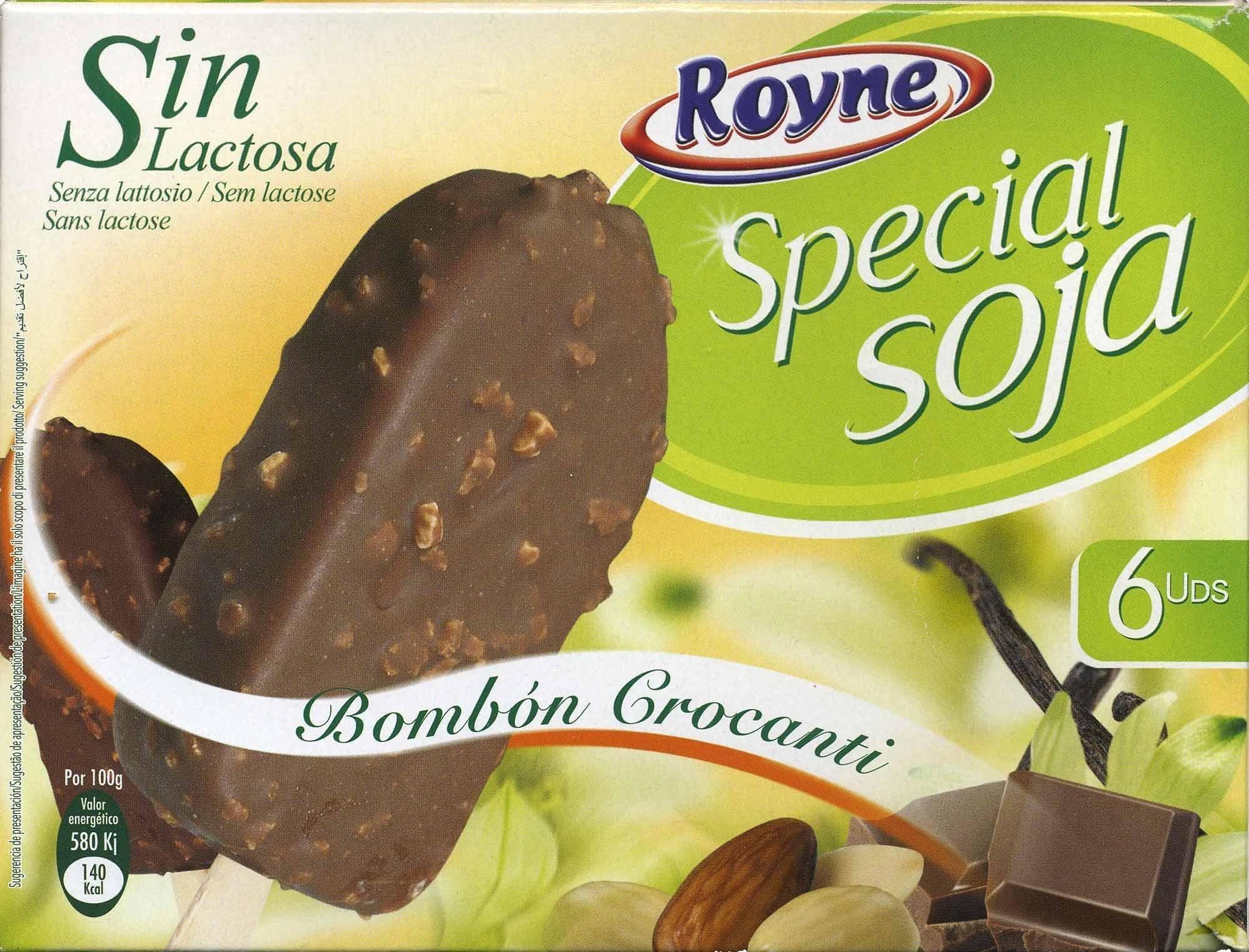 Special Soja bombón crocanti - Producto - es