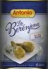 """Berenjenas encurtidas aliñadas """"Antonio"""" Origen Almagro - Product"""
