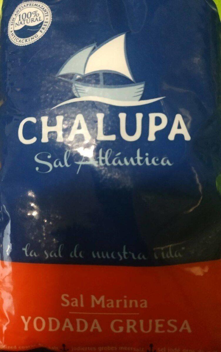 Sal atlantica Yolanda gruesa - Producto - es