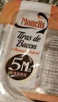 Tiras de Bacon Ahumado Natural - Producte