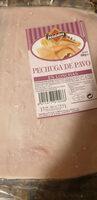Pechuga de pavo en lonchas - Producto - es