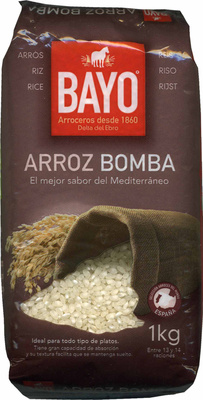 Arroz Bomba - Product
