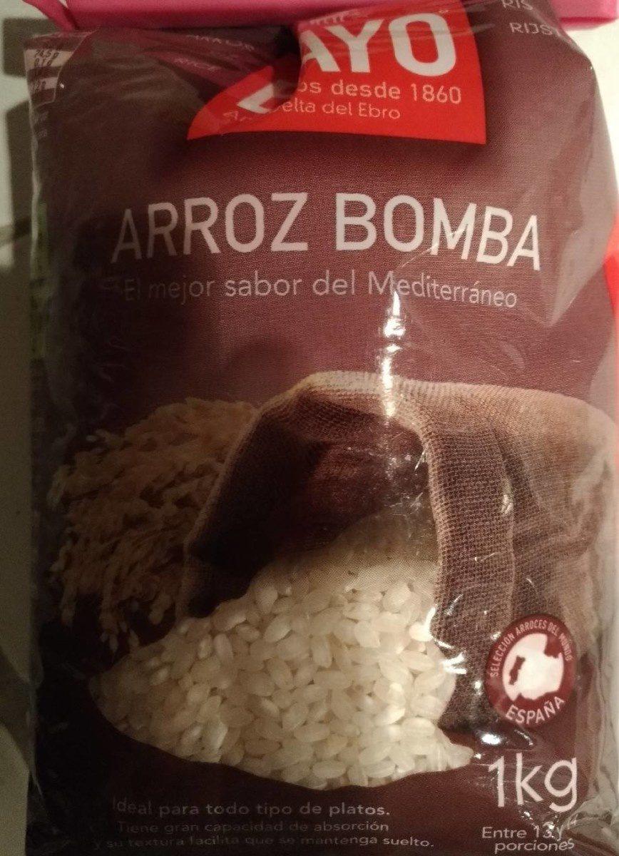 Arroz Bomba - Produit