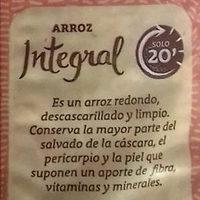 Nomen Arroz Integral - Inhaltsstoffe - es