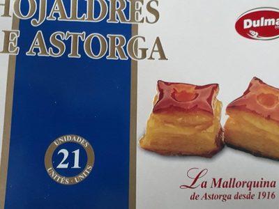 HOJALDRES DE ASTORGA - Producte - fr