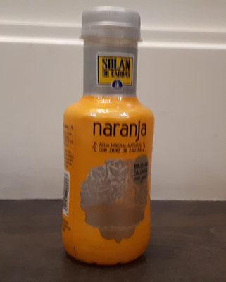 Solan De Cabras Naranja - Produit
