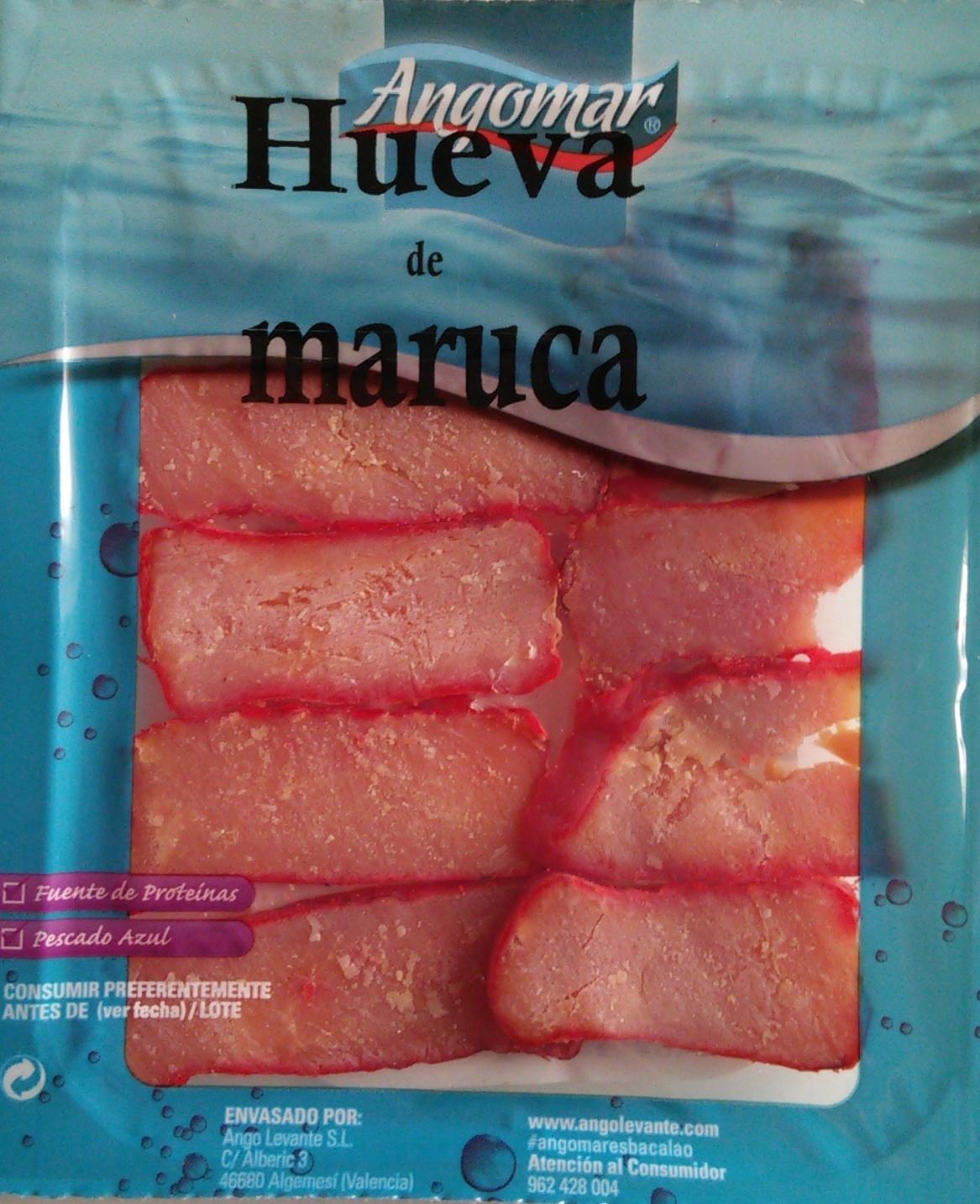Hueva de maruca - Produit - es