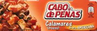 Calamares (trozos) en salsa Americana - Producto - fr