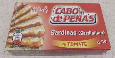 Sardinas (Sardinillas) en TOMATE