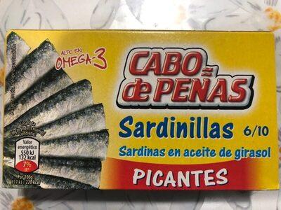Cabo de Penas - Producte - es