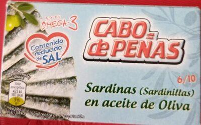 Sardinillas aceite de oliva