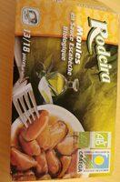 Moules à la sauce escabèche bio - Product - fr