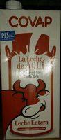 Leche entera - Produit - fr