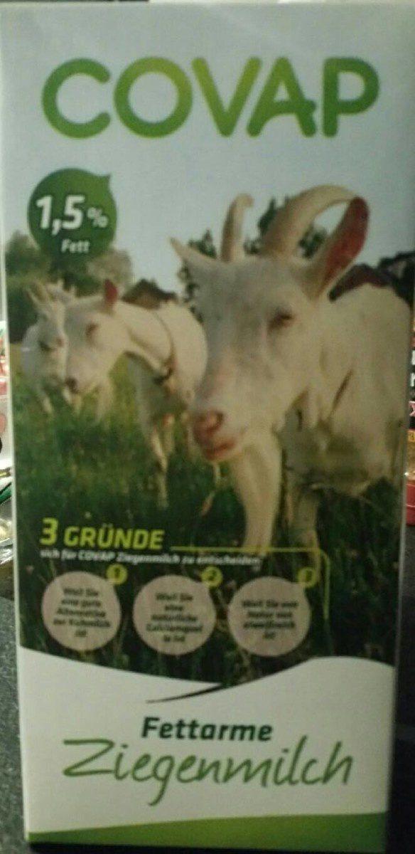 Leche de cabra semidesnatada - Product