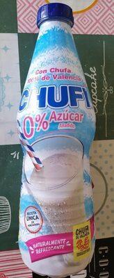 Horchata Chufi 0% Azúcar Añadido - Produit - es
