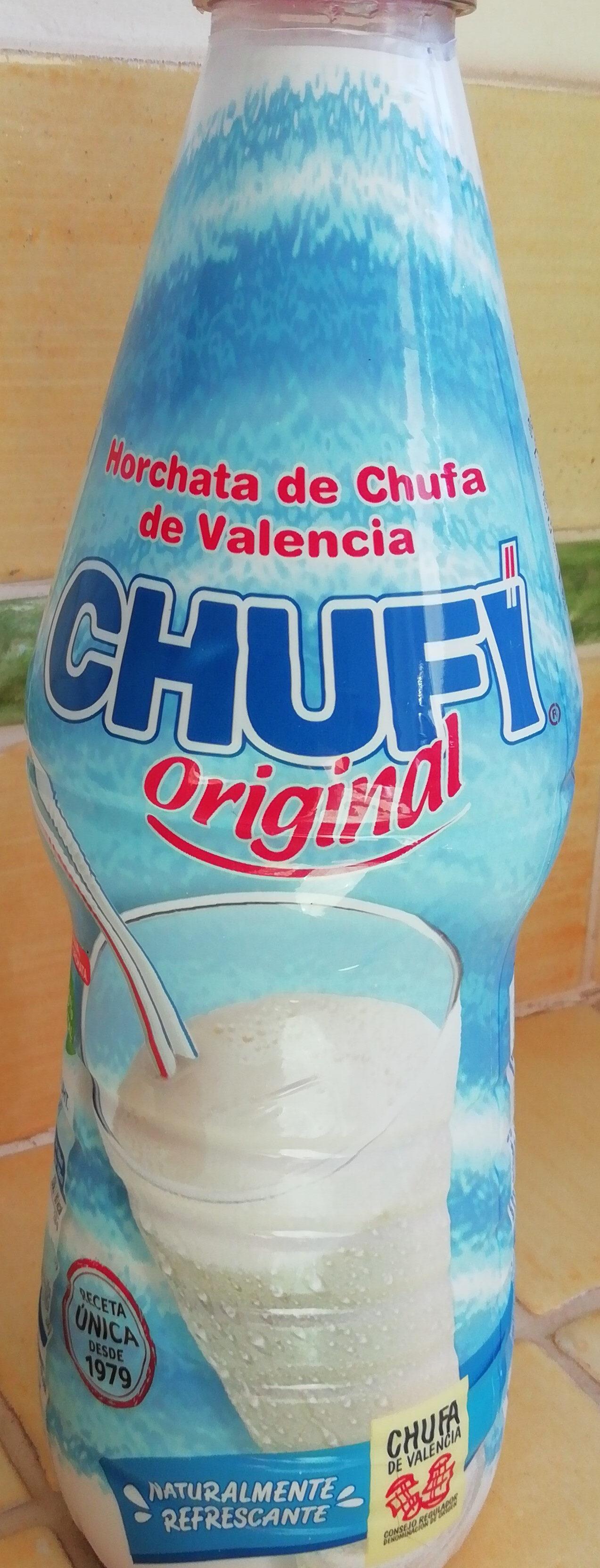 Horchata de chufa original - Producte - es