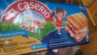 16 lonchas de queso - Producto - es