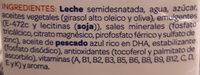 Puleva max - Ingredients - es