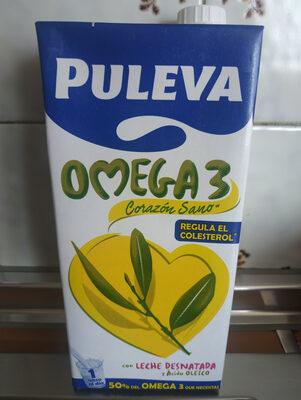 Leche desnatada con Omega 3 - Product - es