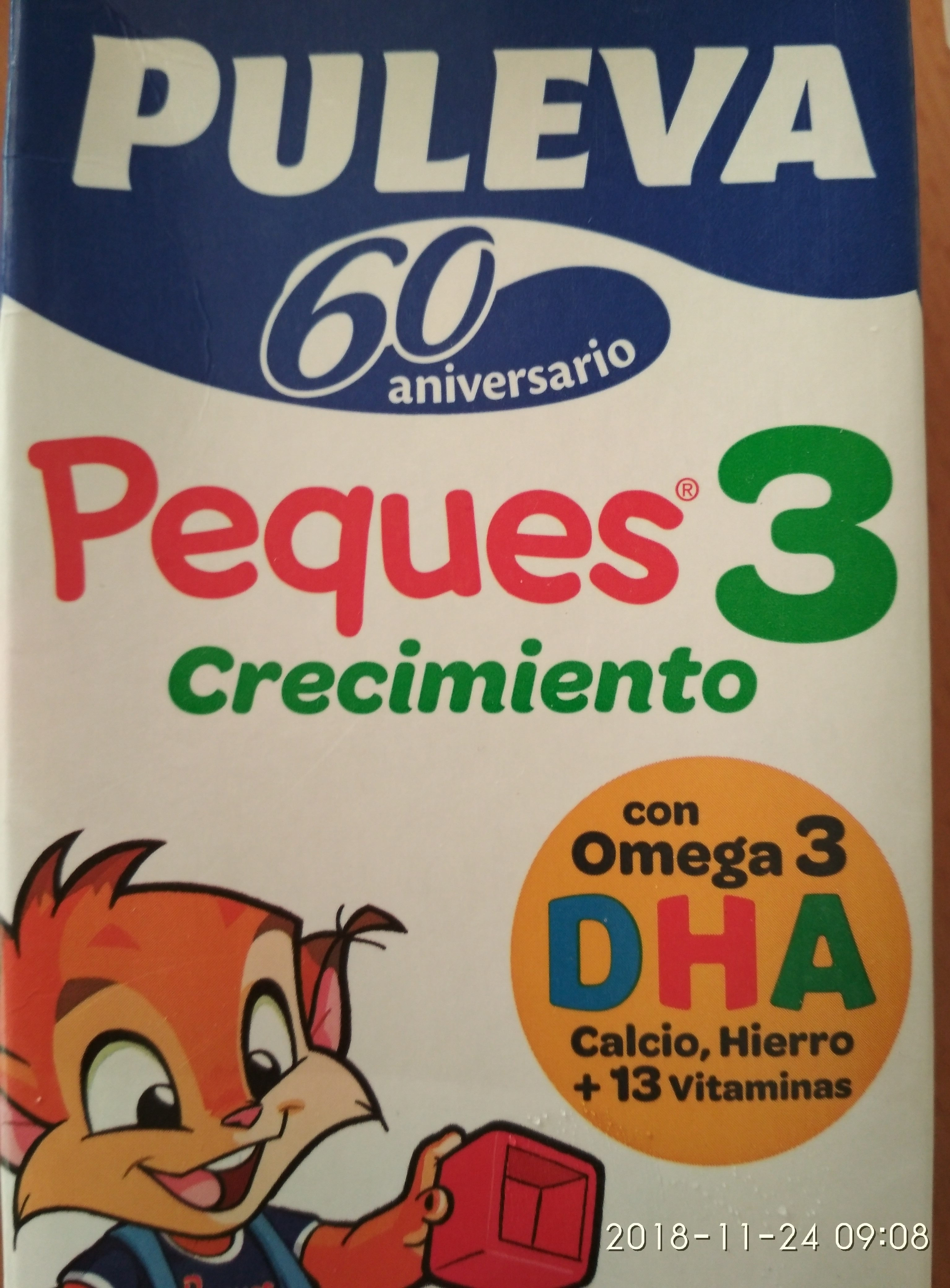 Leche Peques 3 - Product