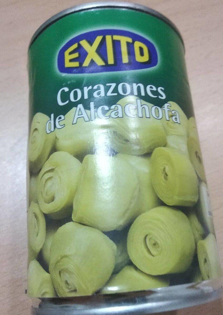 Corazones de alcachofas - Product - es