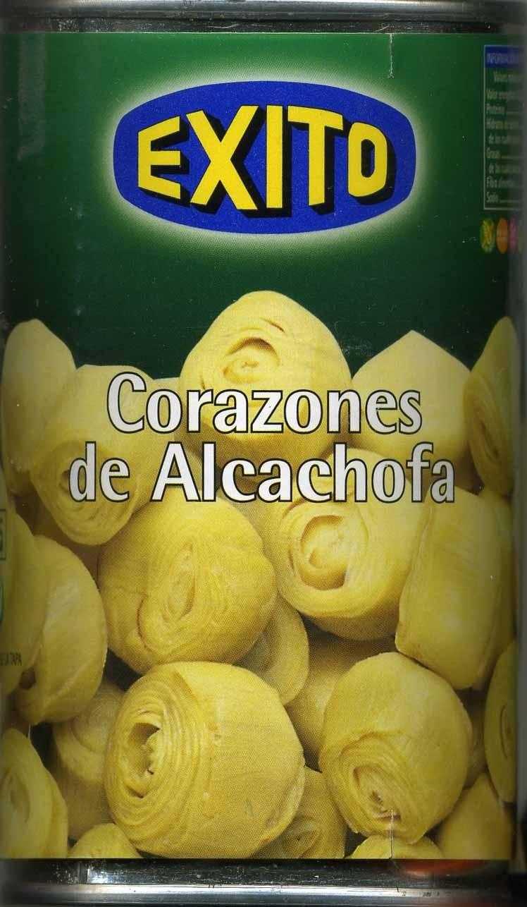 Corazones de alcachofa - Product