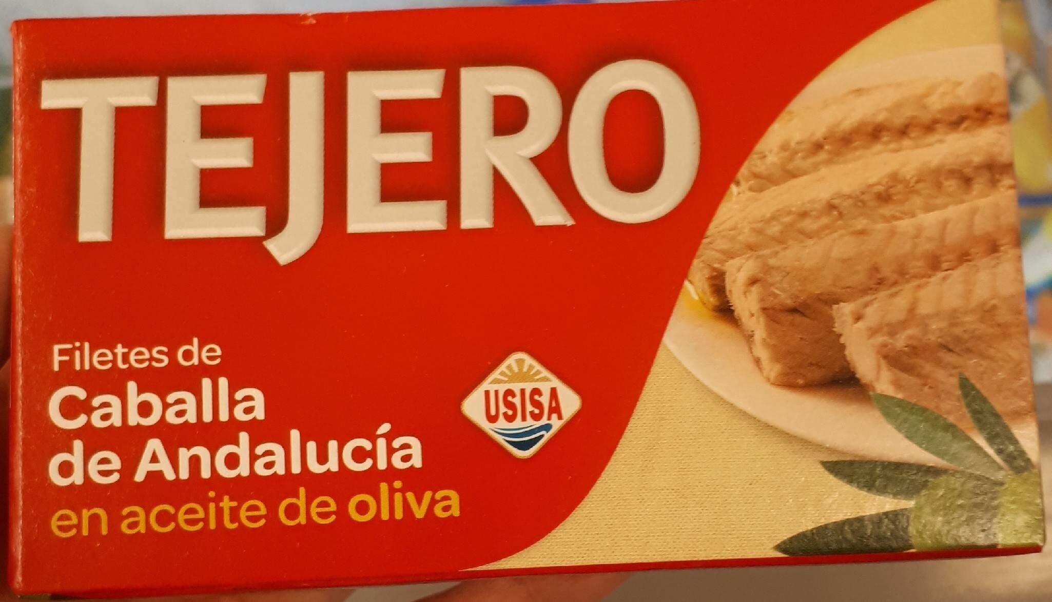 Filetes de caballa de Andalucía en aceite de oliva - Produit - es