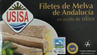 Filetes de Melva de Andalucía - Product