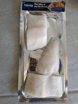 Bacalao (Gadus morhua)