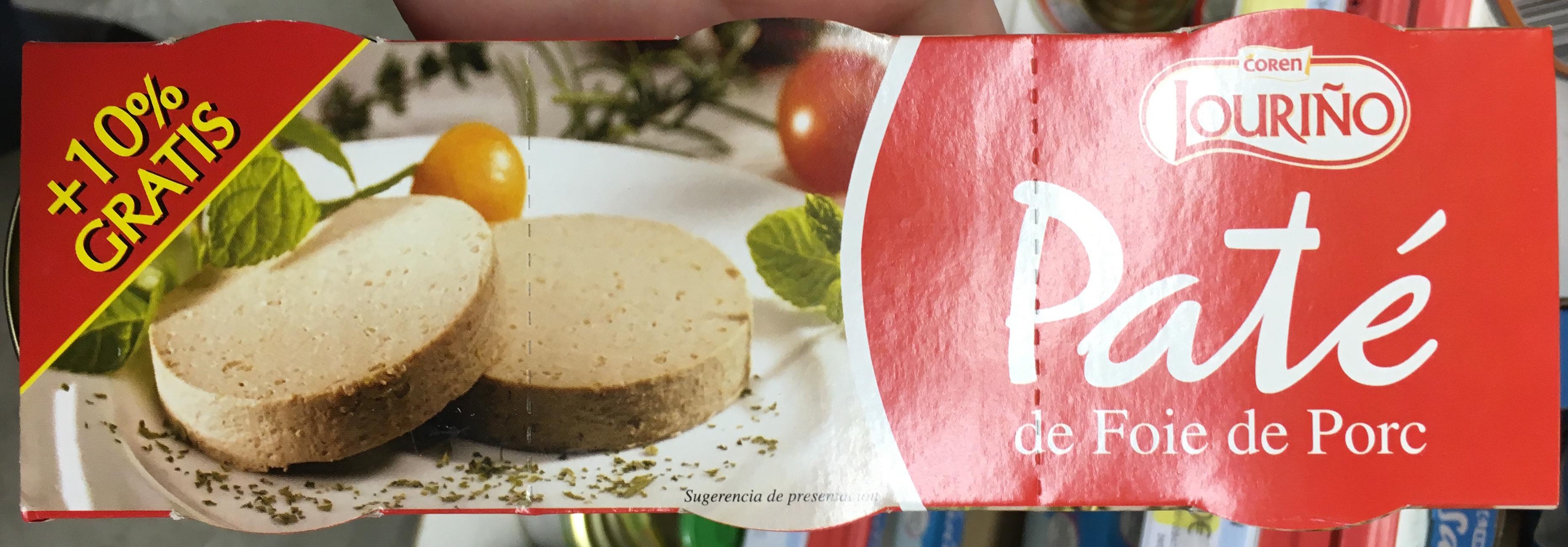 Paté Coren - Produit - fr