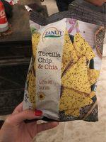 Tortilla Chip & Chia - Produit - es