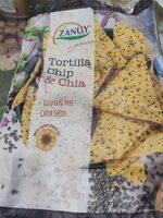 Tortilla chip y chia - Product - es