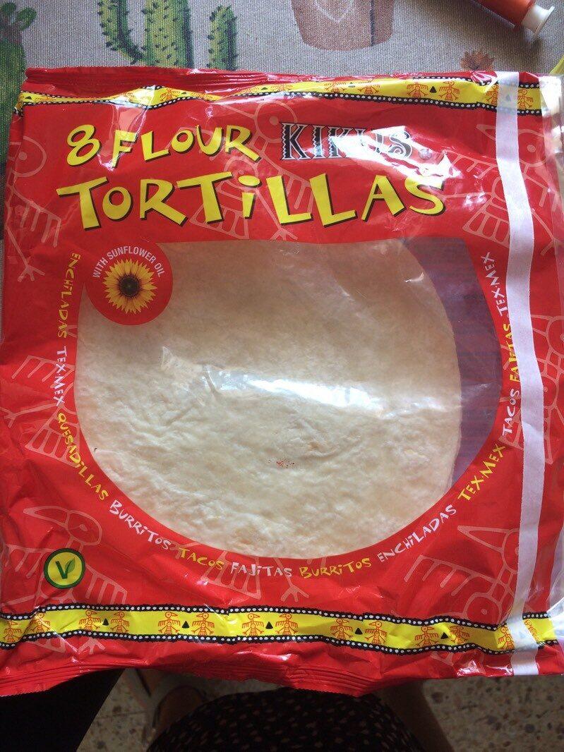 Tortillas kikus - Producte - es