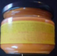 Zanuy - Informations nutritionnelles