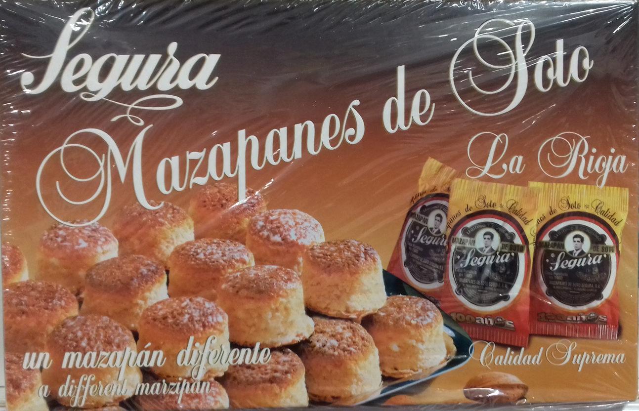 Mazapán de Soto - Product