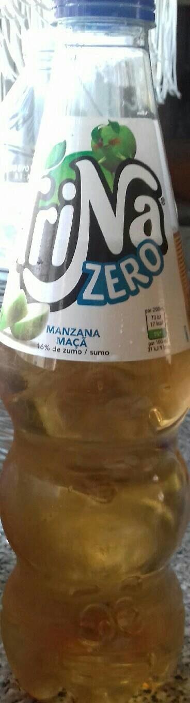 Trina Manzana Zero - Product - es