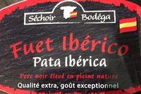 Fuet iberico - Produit - fr