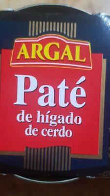 Paté - Producte - fr