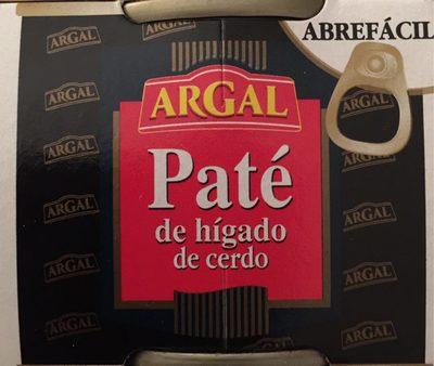 Pate de higado de cerdo - Product - fr
