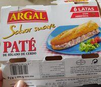 Paté de hígado de cerdo - Product - es