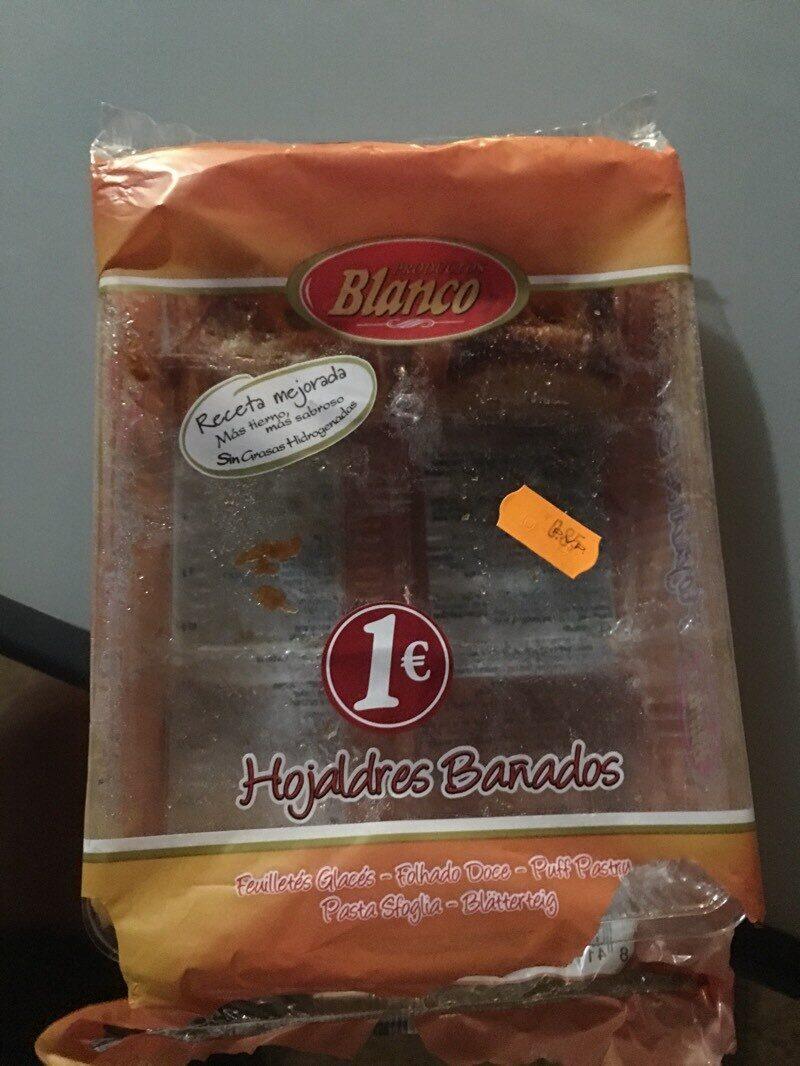 Hojaldres Bañados - Producto - es