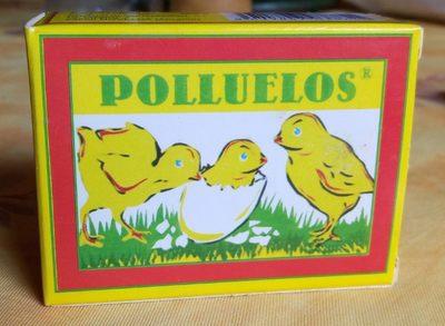 Polluelos Colorante Carteritas 10U - Producte