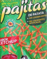 Pajitas de patata - Producto