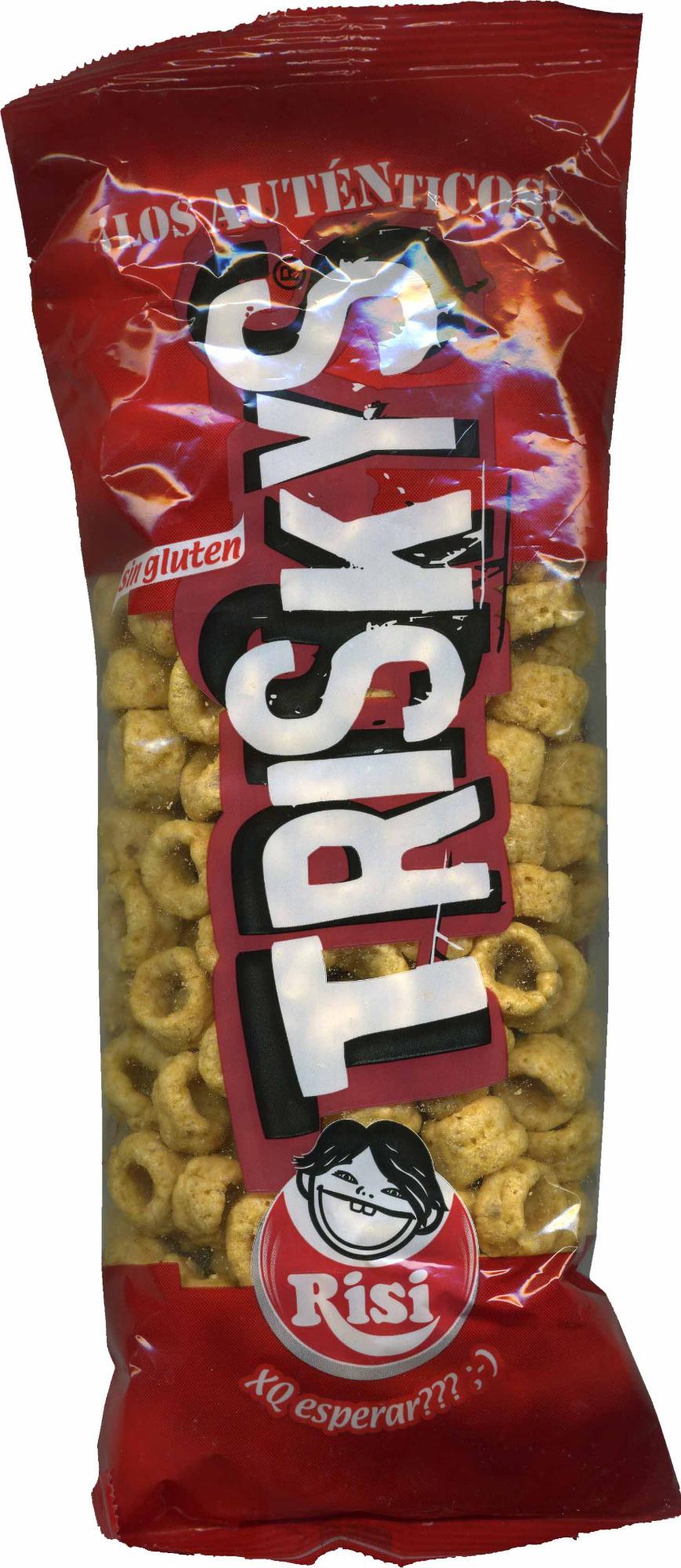 Triskys snack sin gluten - Producto - es