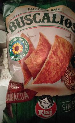 Buscalios (Fajitas de Maiz) - Producto