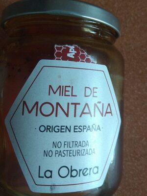 Miel de montaña - Producto - es